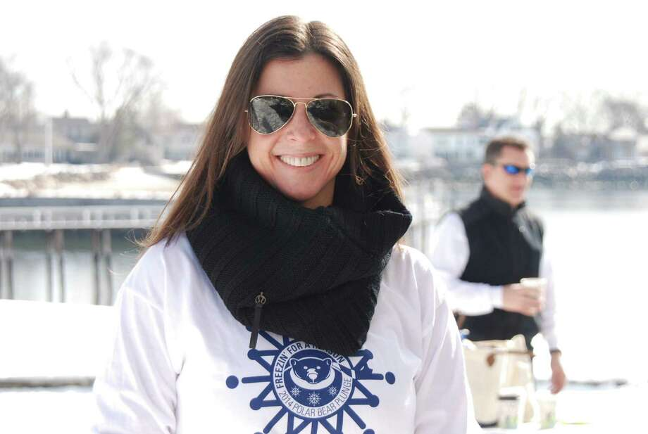 Were you SEEN at the Polar Bear Plunge to benefit Family Centers? Photo: BarkeyPowell/Hearst Connecticut Media Group