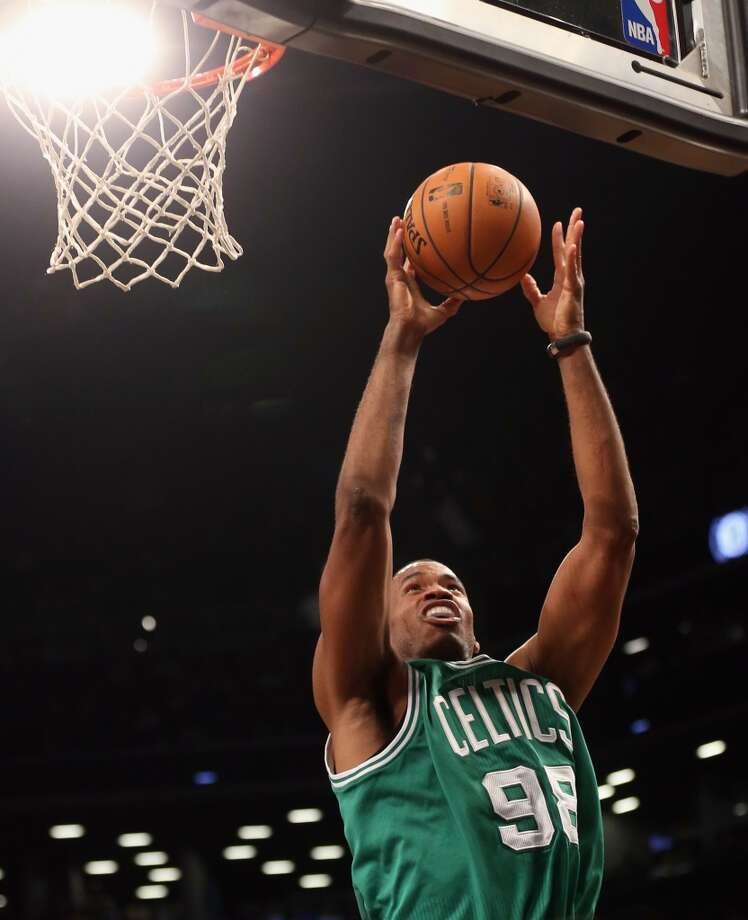 The Brooklyn Nets have signed Jason Collins to a 10-day contract. Collins will become the first openly gay active NBA player in history. Photo: Bruce Bennett, Getty Images