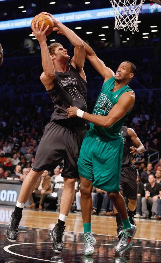 Collins is no stranger to the Nets, Photo: Mike Stobe, Getty Images