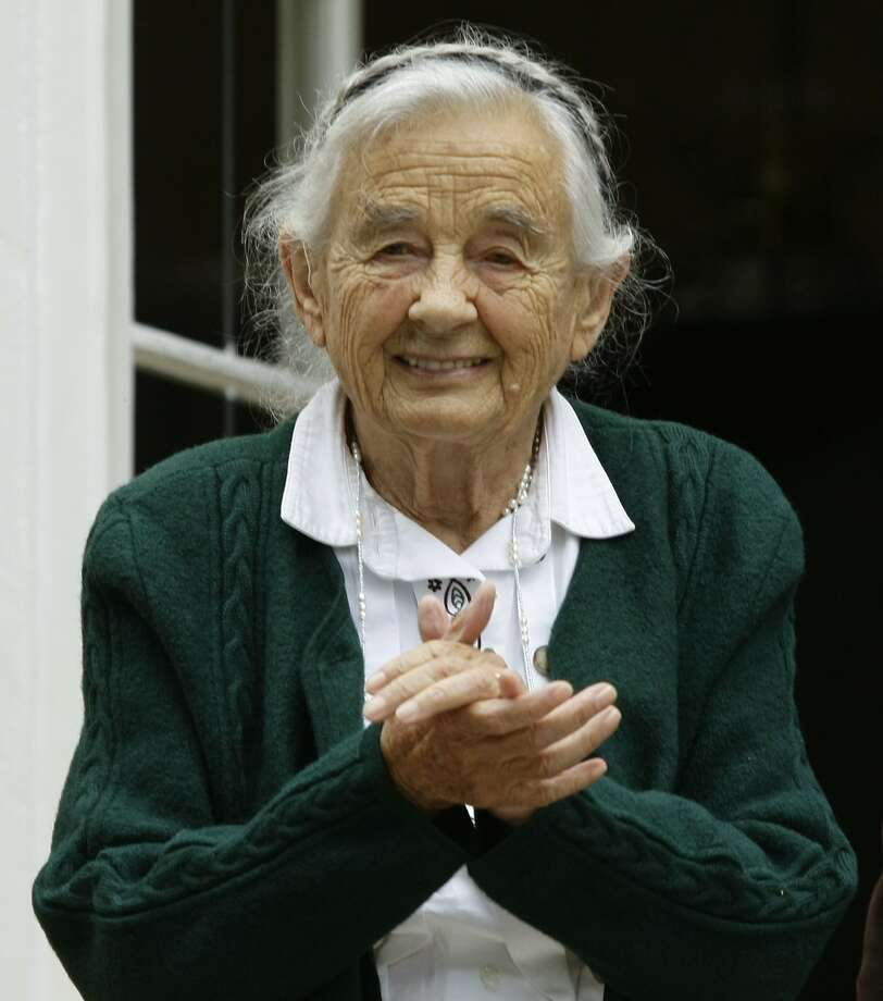 Maria von Trapp was the last surviving member of the family made famous in the musical and film. Photo: © Leonhard Foeger / Reuters, Reuters