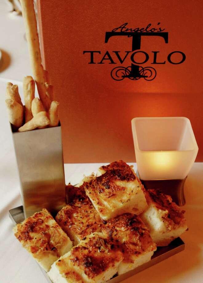 Angelo's Tavolo at Glen Sanders Mansion. One Glen Avenue, Scotia, NY.518-374-7262.View menu. View Web site. Photo: LUANNE M. FERRIS, TIMES UNION / 00003222A