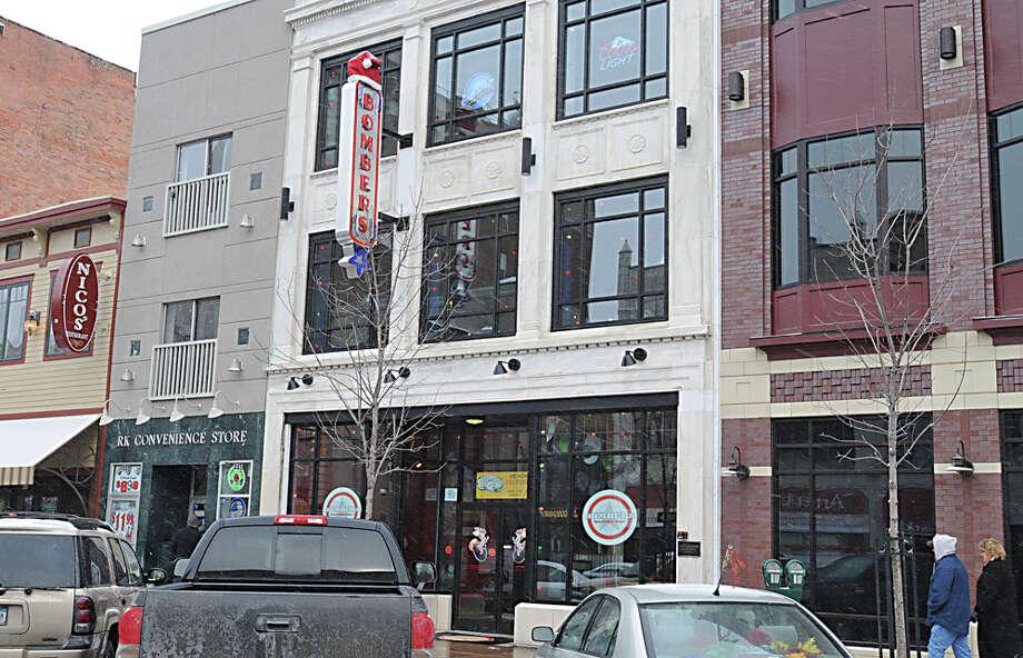 Bombers Burrito Bar. 447 State Street, Schenectady, NY.518-374-3548.View menu.View Web site. Photo: LORI VAN BUREN, Times Union / 00007118A