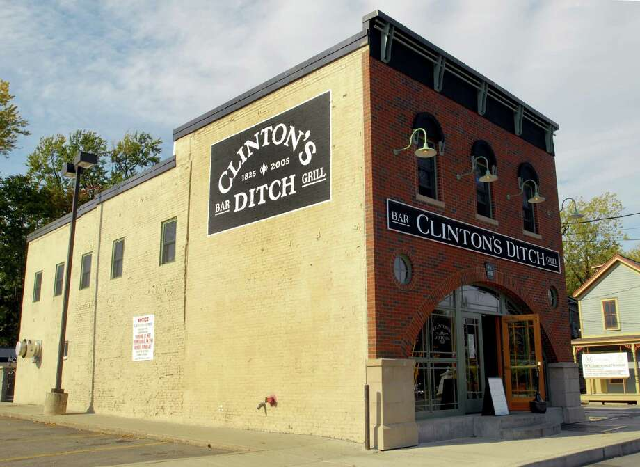 Clinton's Ditch. 112 South College Street, Schenectady, NY. 518-346-8376. View menu. View Web site. Photo: LMF, ALBANY TIMES UNION / ALBANYTIMES UNION