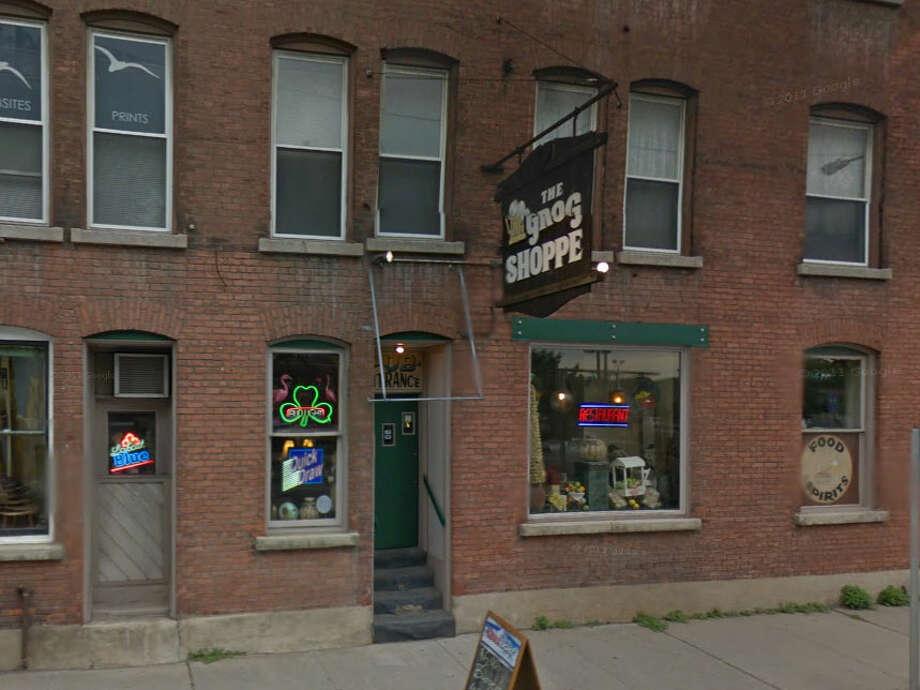 The Grog Shoppe. 277 State Street, Schenectady, NY.518-374-1995.View menu.View Web site. Photo: Google Streetview