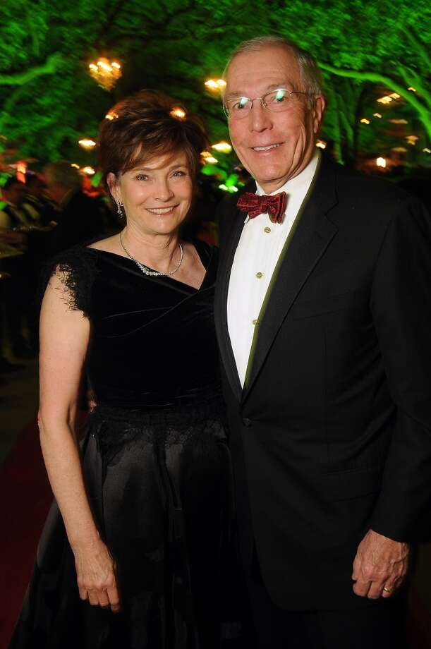 Bobbie and John Nau (Photo by Dave Rossman/For the Chronicle) Photo: Dave Rossman, For The Houston Chronicle