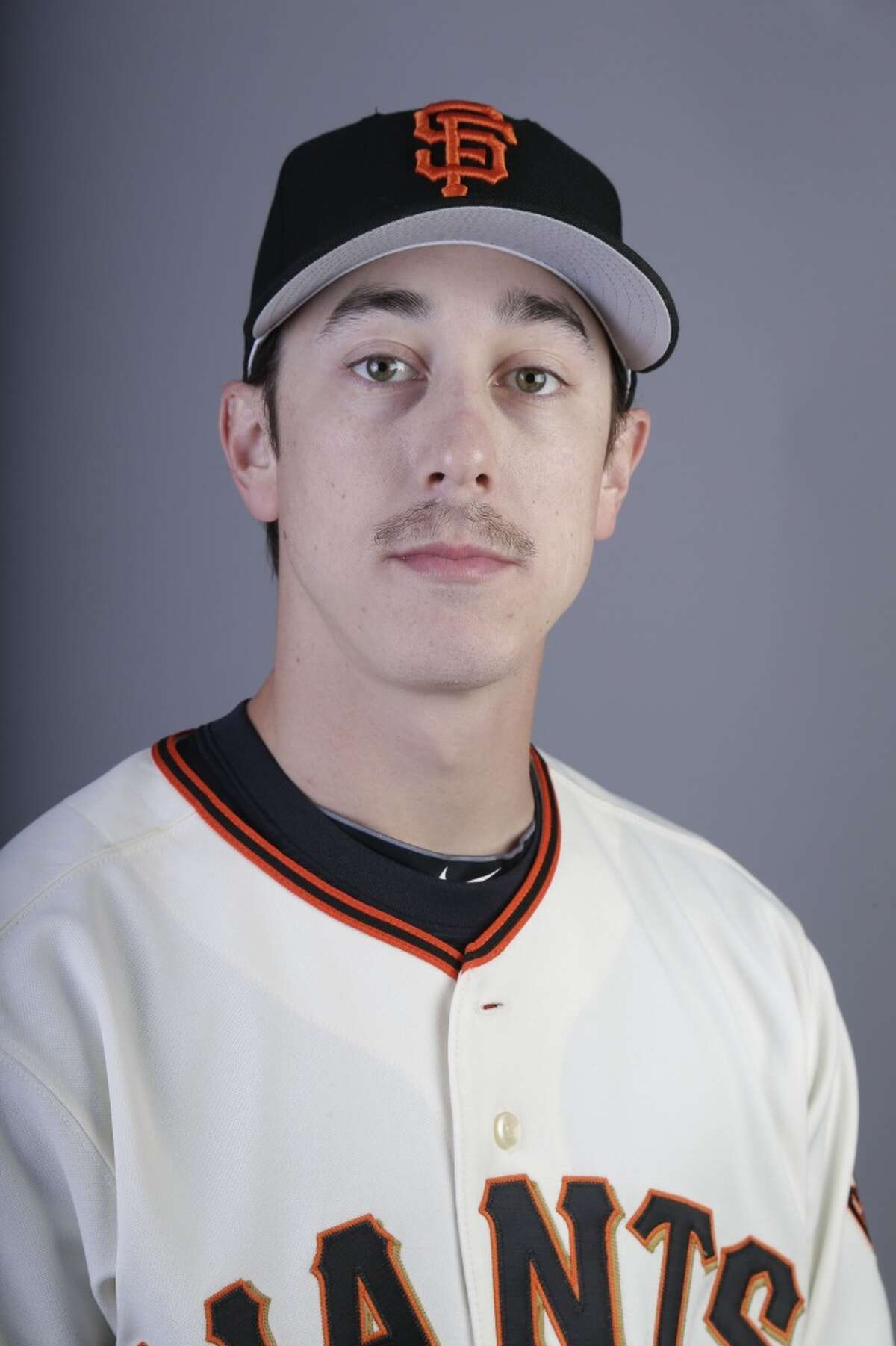 This is a 2014 photo of Tim Lincecum of the San Francisco Giants baseball team.