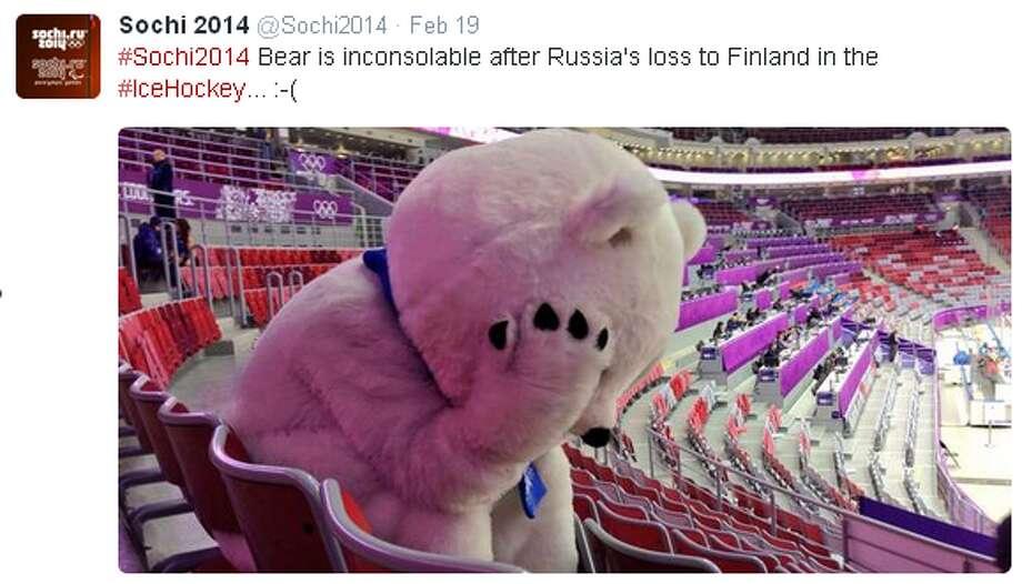 Credit: Twitter @Sochi2014
