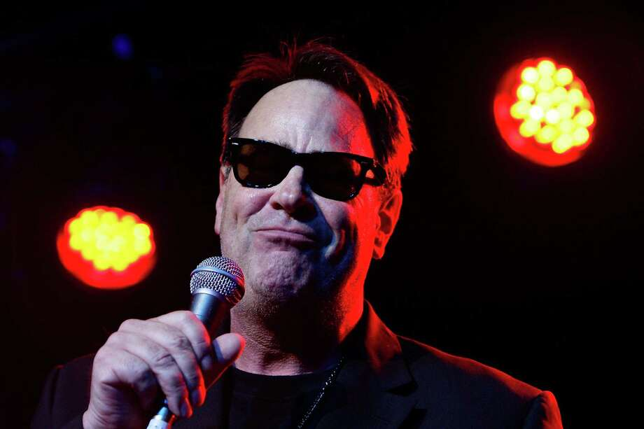 "There's long been talk about a third ""Ghost Busters"" film. Original cast member Dan Aykroyd, above, has stated he's rewriting the screenplay. Photo: Lisa Maree Williams, Getty Images / 2013 Getty Images"
