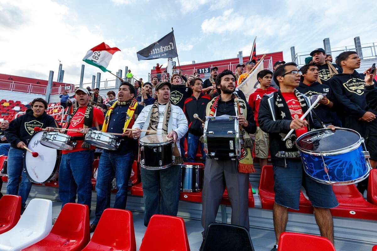 With an average attendance of 7,000 fans per game, San Antonio has one of the best attendance averages in the North American Soccer League.