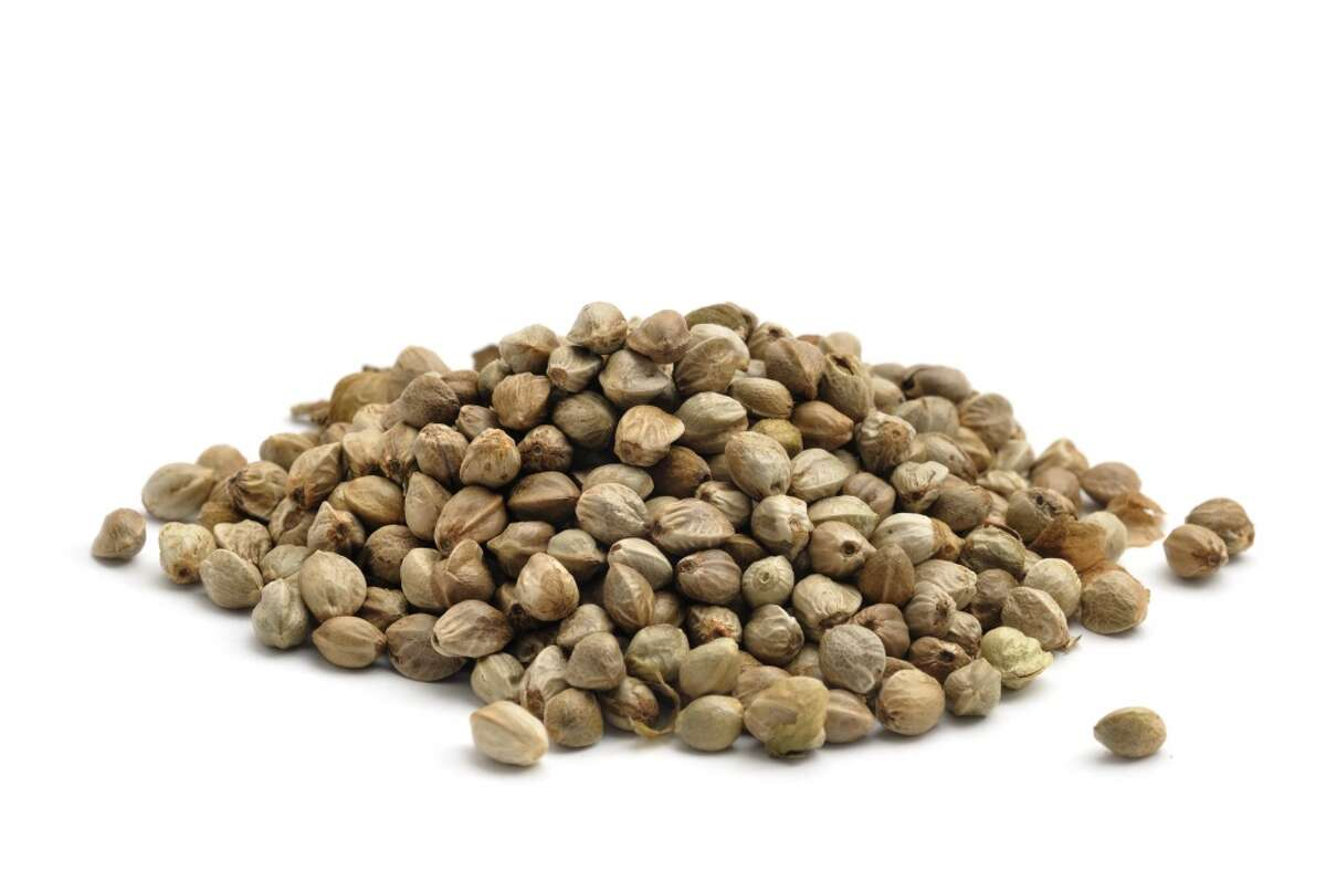 Hemp seeds are a great source of omega-3 and omega-6 fatty acids.