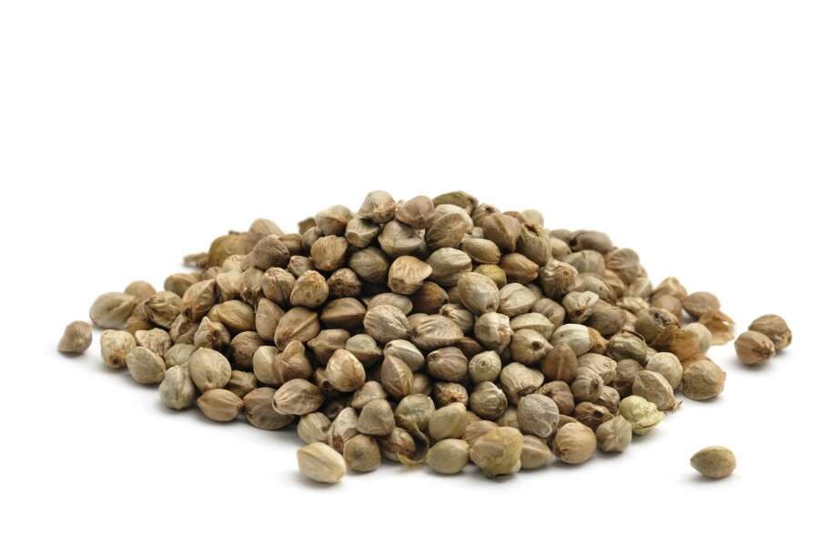 Hemp seeds are a great source of omega-3 and omega-6 fatty acids. Photo: Alasdair Thomson, Getty Images
