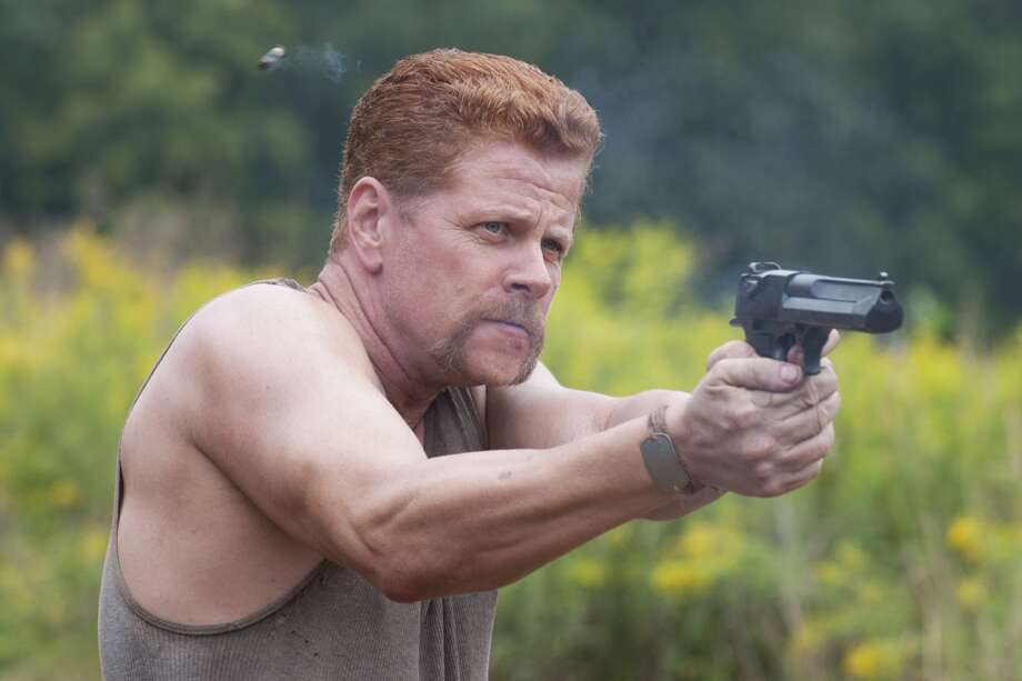 Abraham (Michael Cudlitz) - The Walking Dead _ Season 4, Episode 11 - Photo Credit: Gene Page/AMC