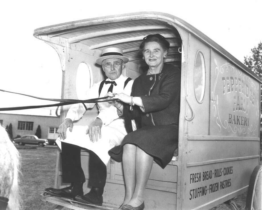 Pepperidge Farm was founded by Margaret Rudkin in 1937. She was 40 years old when she started baking bread for her son who was unable to eat most commercially processed foods. Photo: Contributed Photo / Connecticut Post Contributed