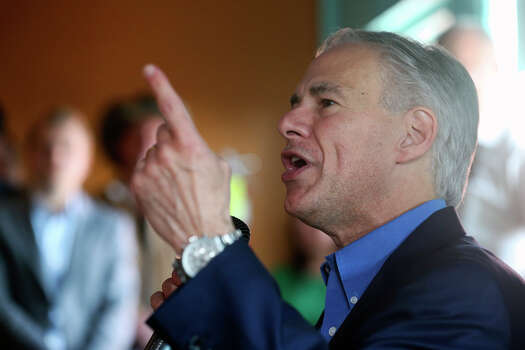 Attorney General Greg Abbott, the likely Republican candidate for governor, has said Texas' current laws should be better enforced. Photo: For The San Antonio Express-News