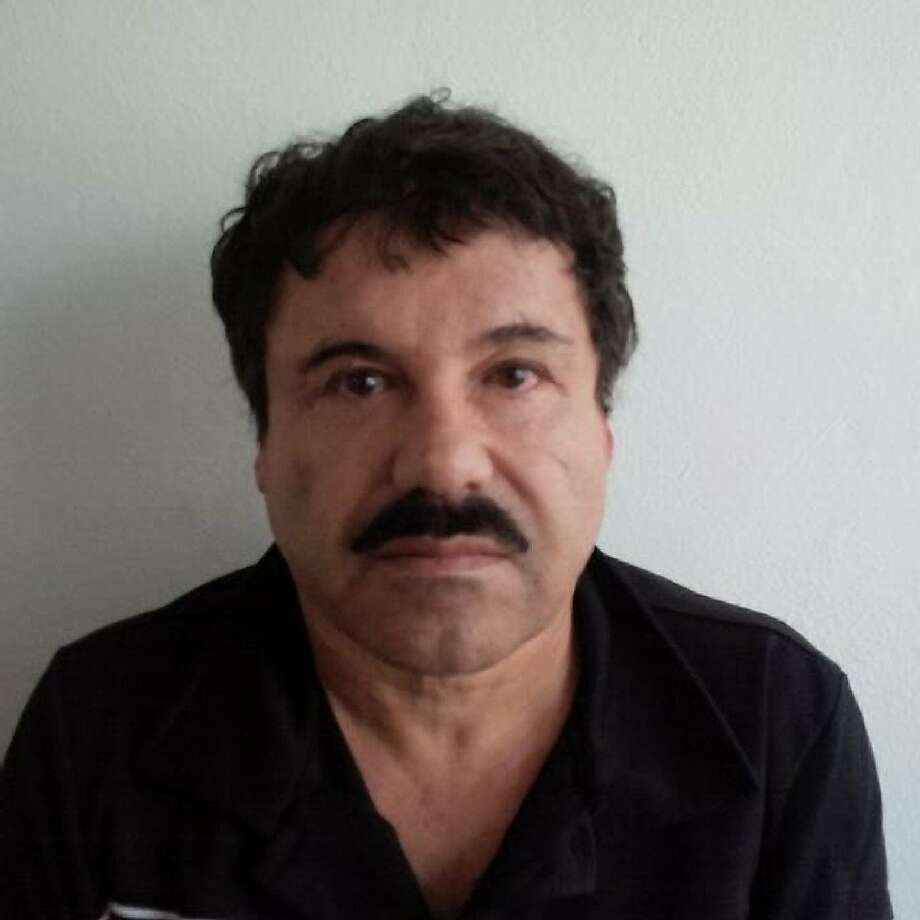 "Joaquin ""El Chapo"" Guzman was arrested Saturday. Photo: Uncredited, Associated Press"