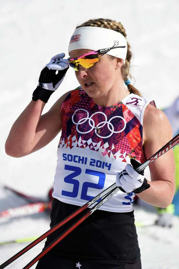 Holly BrooksSport: Cross-country skiingAge: 31Results: 27th place (ladies' 30km mass start free), 35th place (ladies' 10km classic), 47th place (ladies' skiathlon 7.5km classic + 7.5km free)Local connection: Born and raised in Seattle, skiing at Snoqualmie Pass. Went to school at Whitman College in Walla Walla. Photo: ODD ANDERSEN, AFP/Getty Images / 2014 AFP
