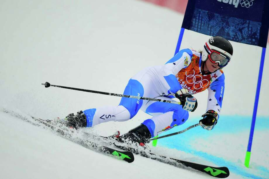 Jasmine CampbellSport: Alpine skiing (competing for U.S. Virgin Islands)Age: 22Results: 43rd place (ladies' slalom)Local connection: Though born in the U.S. Virgin Islands, she grew up in Idaho and went to Whitman College in Walla Walla. Photo: FABRICE COFFRINI, AFP/Getty Images / 2014 AFP