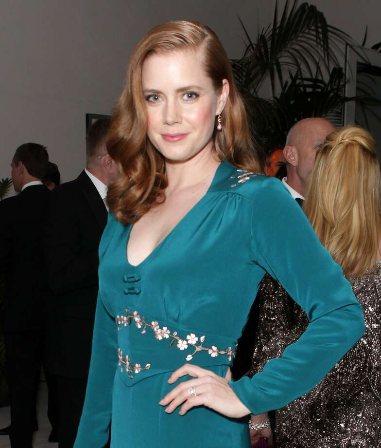Amy Adams in 2014. Photo: David Buchan, Getty Images For CDG