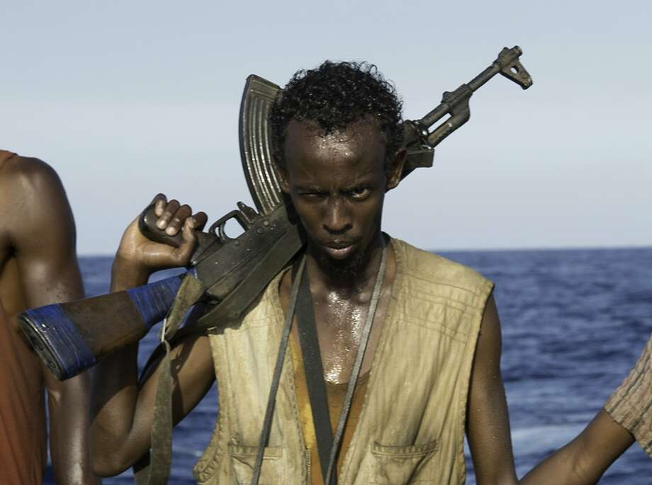 "Barkhad Abdi gets his first nomination for ""Captain Phillips."" Photo: Jasin Boland, Associated Press"