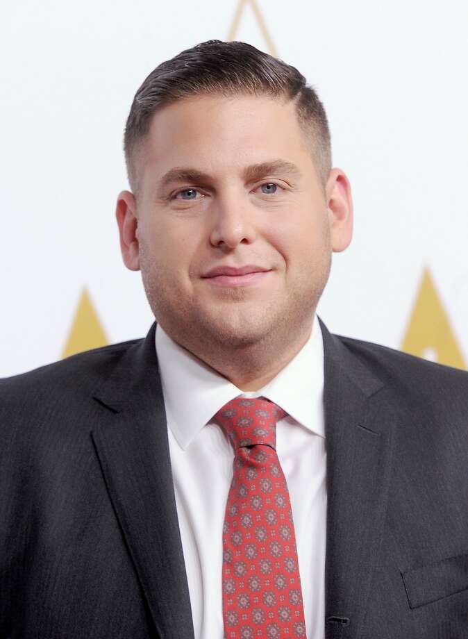 Jonah Hill at the Academy Awards nominee luncheon in 2014. Photo: Kevin Winter, Getty Images