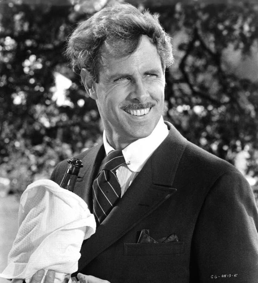 "Here's Bruce Dern smiling in a scene from the film ""The Great Gatsby"" in 1974. Photo: Archive Photos"