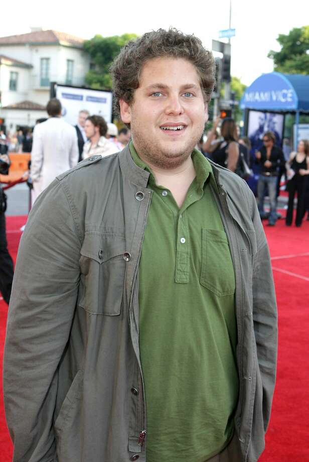 "Jonah Hill at the ""Miami Vice"" movie premiere in 2006. Photo: E. Charbonneau, WireImage"