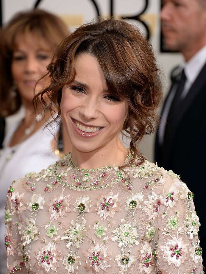 Sally Hawkins at the Golden Globes in 2014. Photo: Jason Merritt, Getty Images