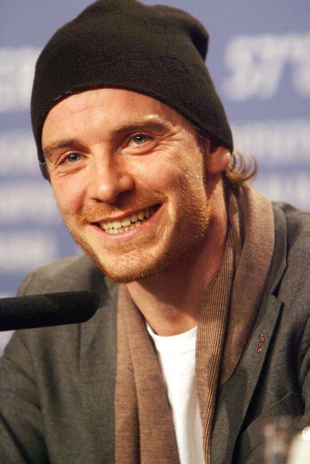 "And at a Berlin Film Fest press conference for the movie ""Angel"" in 2007. Photo: John Macdougall, AFP/Getty Images"