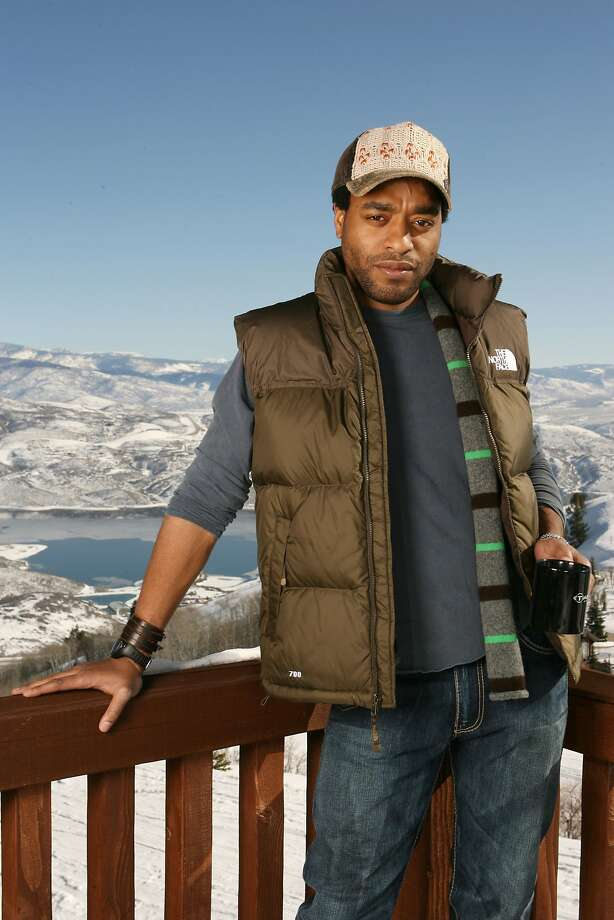 "And Chiwetel Ejiofor at the Sundance Film Festival in 2006, where he was promoting ""Kinky Boots."" Photo: Jason Merritt, FilmMagic"