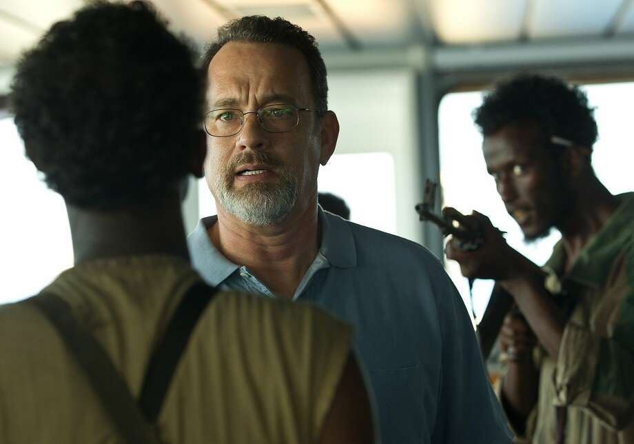 "The Tom Hanks movie ""Captain Phillips"" is playing at the Pequot Library in Fairfield on Friday afternoon and at the Darien Library Friday night.  Photo: Hopper Stone, Columbia Pictures"