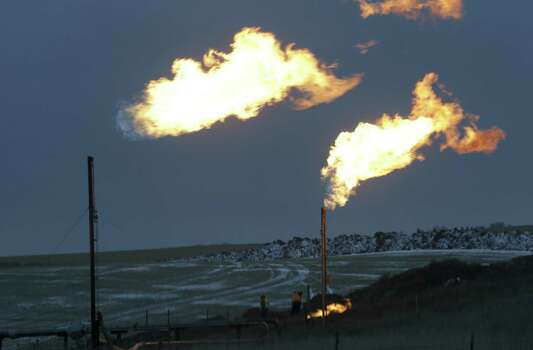 Bakken County in North Dakota is where the most oil is produced in the state. Photo: New York Times / NYTNS