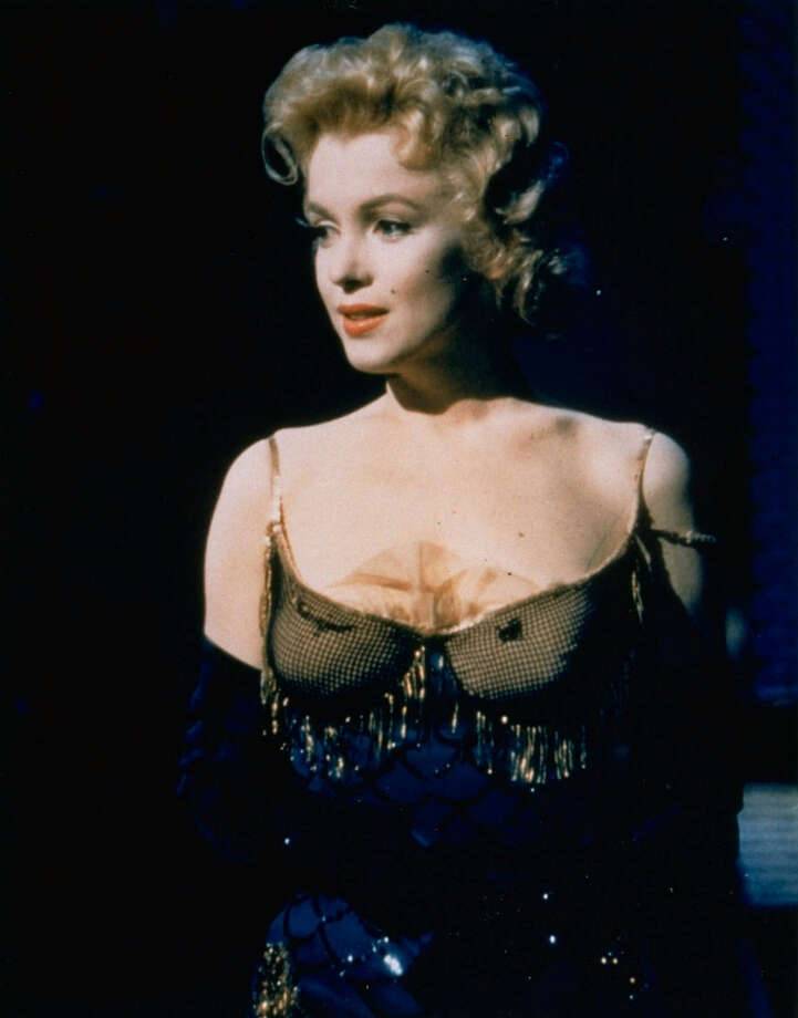 Marilyn Monroe in BUS STOP (1956), one of her best performances, and worthy of Best Actress. She wasn't even nominated against eventual winner Ingrid Bergman in ANASTASIA. Photo: X, Associated Press / 20TH CENTURY FOX