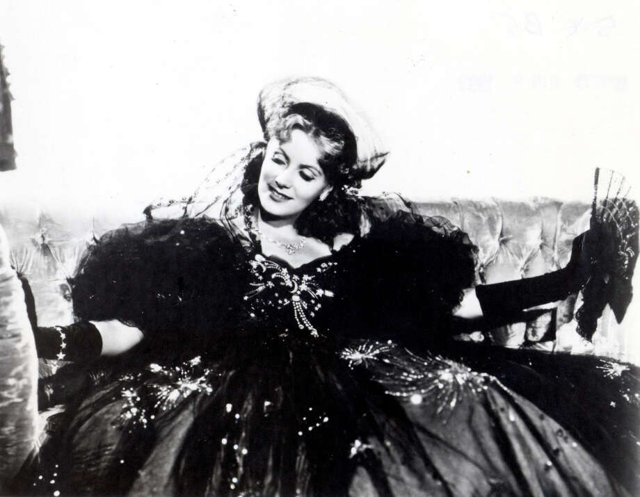 """A critic called this the greatest performance ever in a sound film. Otis Ferguson of the New Republic called Garbo in CAMILLE """"the most beautiful thing of a generation.""""  She lost Best Actress to something borderline ridiculous -- Luise Rainer playing a Chinese farmer THE GOOD EARTH -- in 1937. Photo: MGM / chron"""