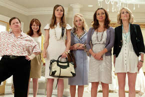 Just because you laughed at BRIDESMAIDS (2011) doesn't mean it wasn't great. The comedy of the year, it deserved Best Picture consideration. (THE ARTIST won that year.)