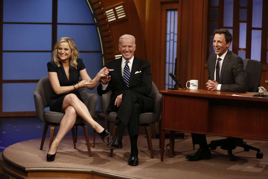 "Why He'd Work: A former SNL writer and ""Weekend Update"" host, Meyers is a fresh face for NBC's ""Tonight Show"" follow-up, ""Late Night with Seth Meyers."" He hasn't been in late night long enough for viewers to slap a label on him, so what his show could become is limitless. With Jimmy Fallon firmly established on ""The Tonight Show,"" he could see the NBC tract to a better time slot as a dead end.Why He Wouldn't: He's still too much of an unknown quality. Also, as a former 'SNL' player and Lorne Michaels protege, he may seem too much like an ""NBC guy"" over at CBS. Hiring Fallon's backup to go against Fallon in a potential ratings war also seems like a weak move."