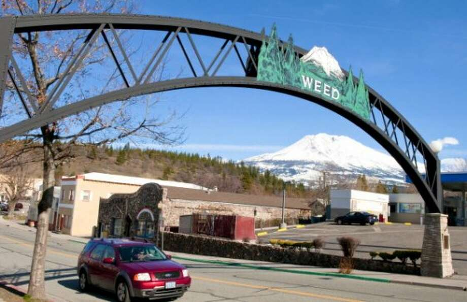 Weed, California