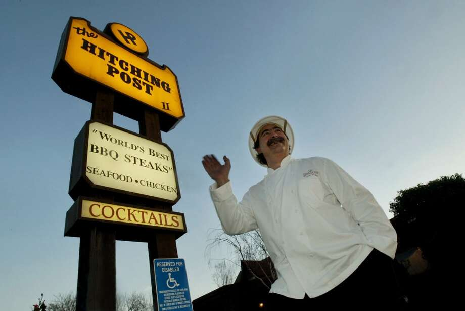 The Hitching Post IIFor big 'Sideways' fans, check out the restaurant where Virginia Madsen's character works in the movie. Photo: Ric Francis, AP