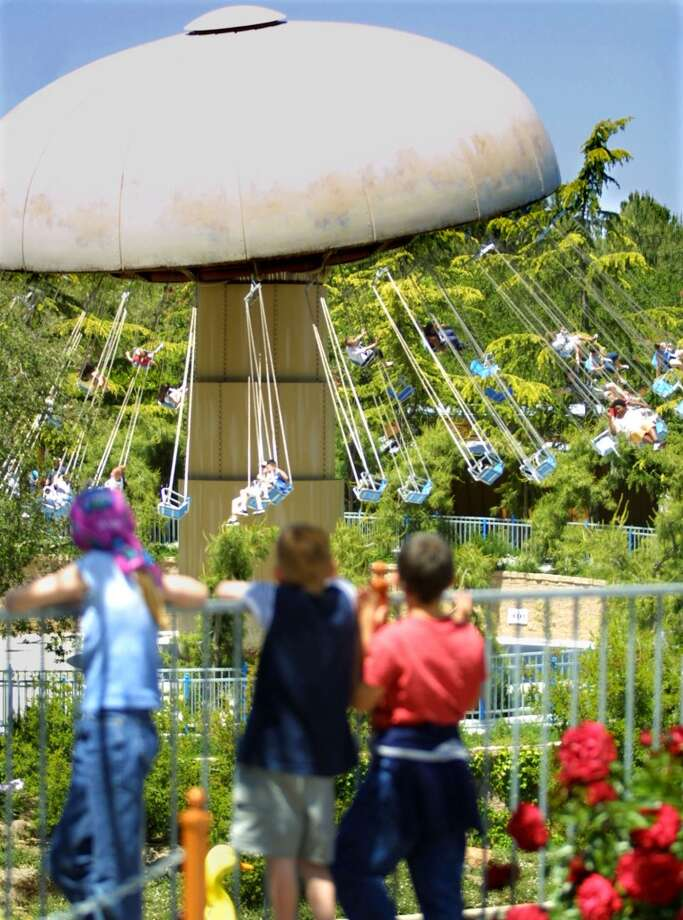 Gilroy Gardens, the outlet malls, and the garlic aroma
