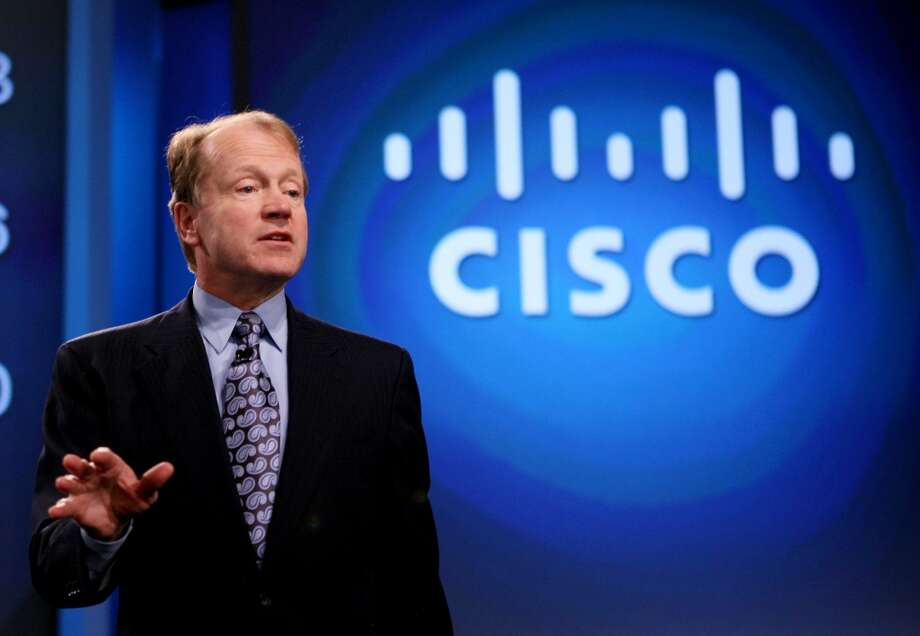 5. John Chambers, Cisco Systems Years as CEO: 19 Stock's annualized total return during tenure: 14.3% Photo: Justin Sullivan, Getty Images