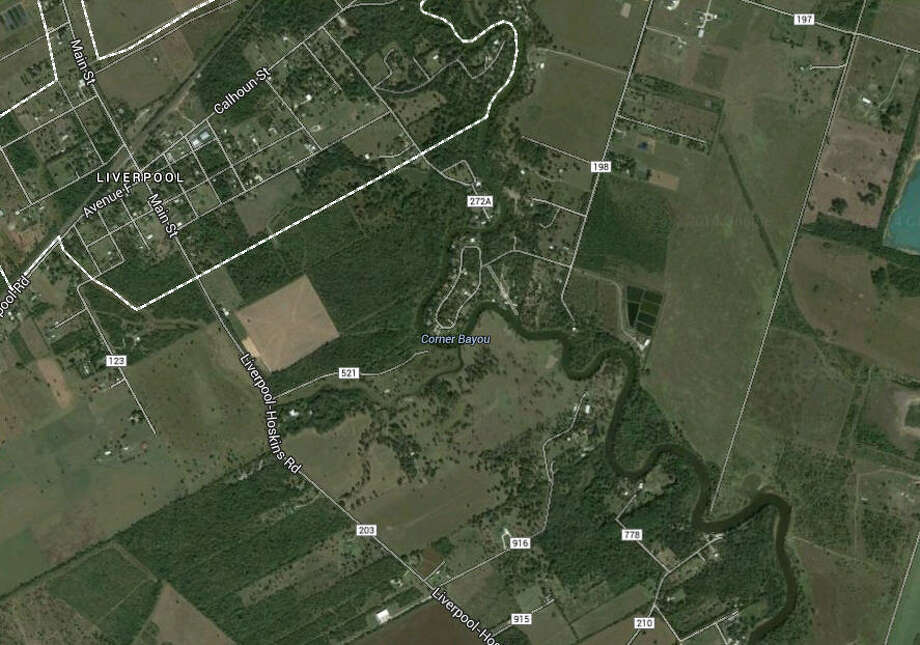 Franzen RanchWhere: Brazoria County (Three miles southeast of Liverpool)Founded: 1900Profile:  It once produced cattle, chickens, hay, horses, pigs and rice, and now still operates as a cattle ranch. Photo: Google Maps