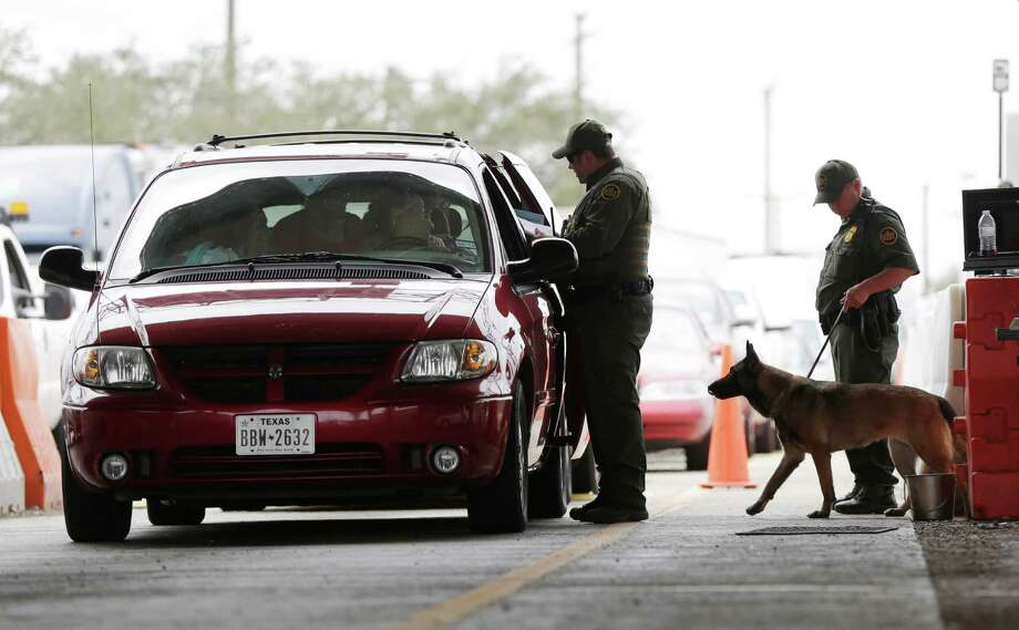 "Candidates for lieutenant governor and other offices are stoking fears about border security with talk of an ""invasion."" Photo: Eric Gay, Associated Press / AP"