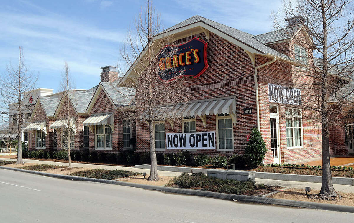 20. Grace's on Kirby, 3111 Kirby Dr., Houston Total alcohol sales: $79,634