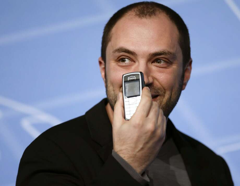 Facebook deal made WhatsApp co-founder Jan Koum a billionaire. Photo: Albert Gea, Reuters