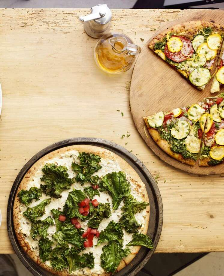 Crispy-Kale White Pizza From Good Housekeeping Photo: Johnny Miller