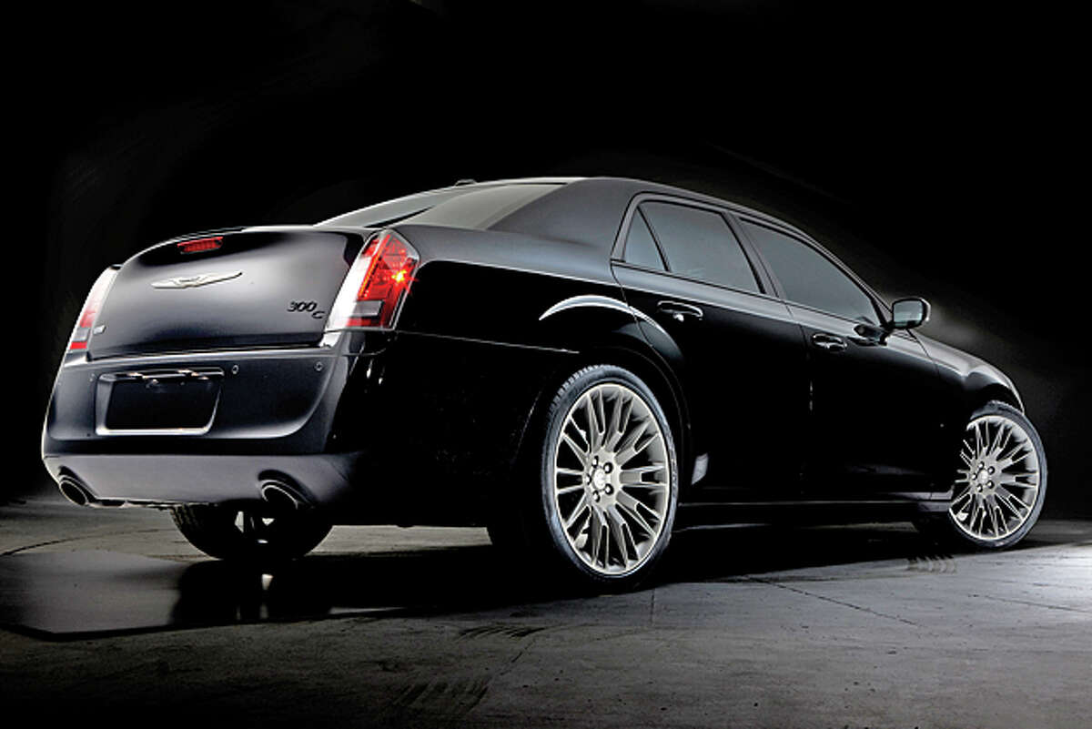 2014 Chrysler 300C John Varvatos Luxury Edition AWD (photo courtesy Chrysler)