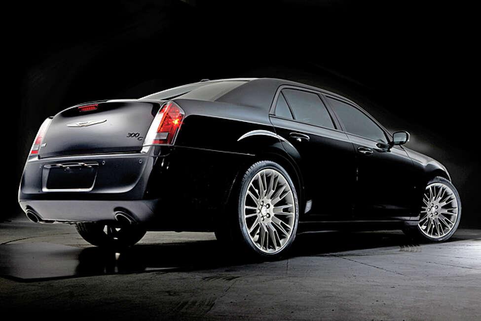 2014 Chrysler 300C John Varvatos Luxury Edition AWD (photo courtesy Chrysler)
