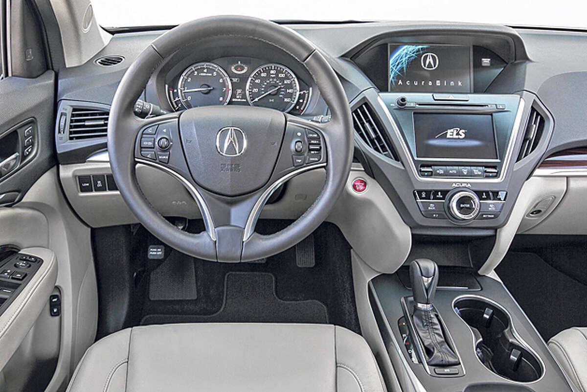 2014 Acura MDX (photo courtesy Acura)