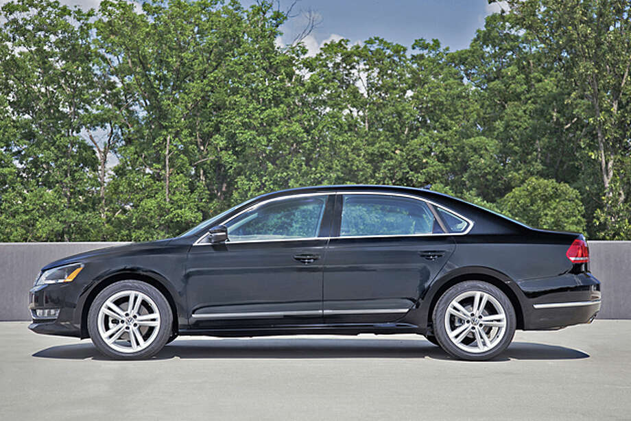 2014 Volkswagen Passat 1.8T SEL Premium (photo courtesy VW)