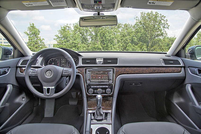 2014 Volkswagen Passat 1.8T SEL Premium (photo courtesy VW)