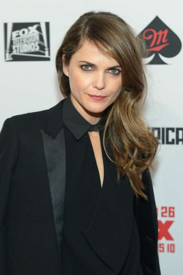 "Keri Russell is a KGB spy living the dream on ""The Americans."" Photo: Michael Loccisano, Getty Images"